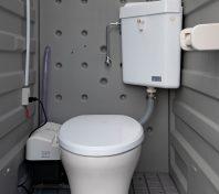 粉砕圧送トイレ